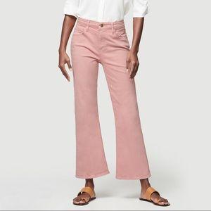 FRAME Denim Le Crop Mini Boot Peony Jeans Size 27